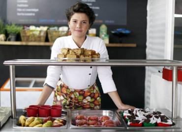 Vendas de alimentos e bebidas saudáveis